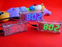 Набор для сборки часы будильник термометр