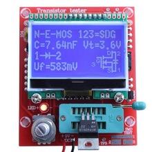 Тестер полупроводников, LCR, ESR метр. ATMEGA328
