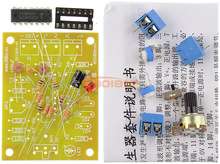 Набор для самостоятельной сборки функционального генератора на ICL8038