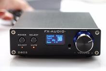 Цифровой усилитель мощности FX-Audio-D802 Input USB Coaxial Optical