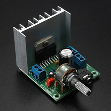 Усилитель мощности на DA7297 2х15Вт