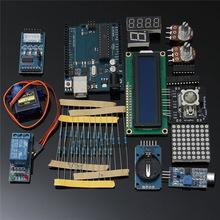 Стартовый набор Arduino 1602 LCD, Servo Motor, LED
