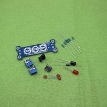 Набор для сборки повышающего преобразователя 5В в 12В MC34063