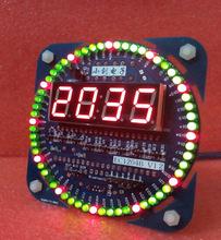 Набор для сборки электронных часов DS1302 DS18b20