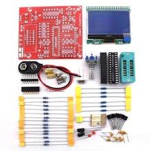 Набор для самостоятельной сборки тестера полупроводников, LCR, ESR метра. ATMEGA328