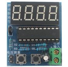 Набор для самостоятельной сборки электронного термометра-вольтметра